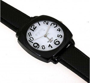 GP014 Alloy Case with PU Strap, Japan Quartz Movement.