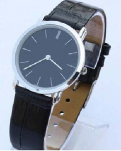 GP016 Alloy Case with PU Strap, Japan Quartz Movement.