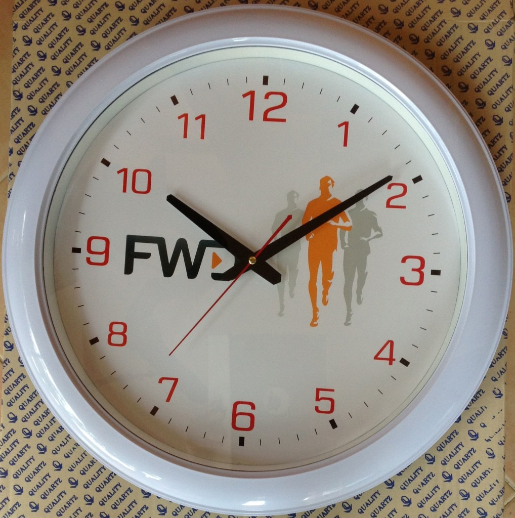 นาฬิกาแขวนผนัง 18 นิ้วรุ่น GP 1810