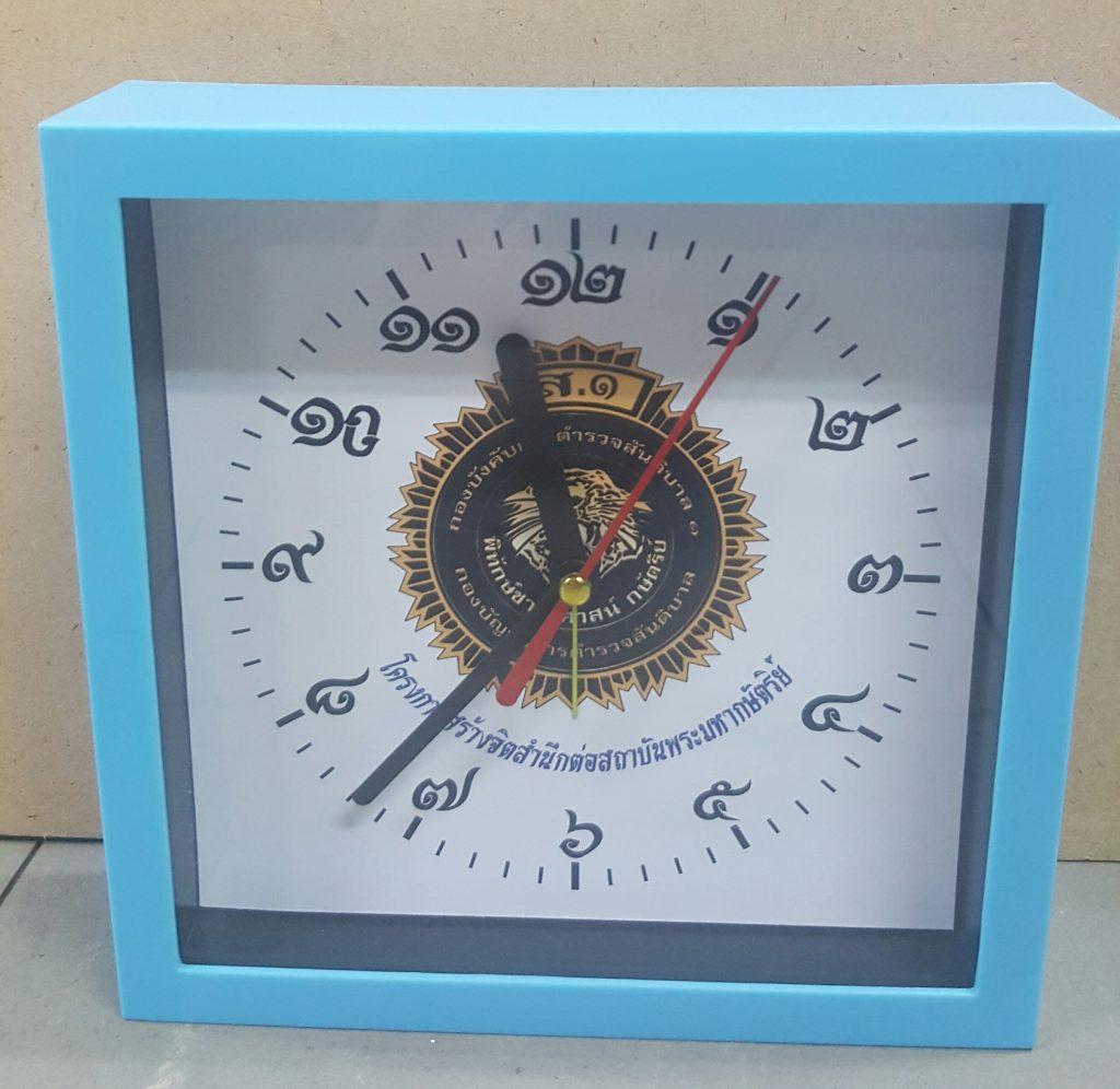 ผลิตนาฬิกา รุ่น GP 611 ขนาด 6 x 6 นิ้ว