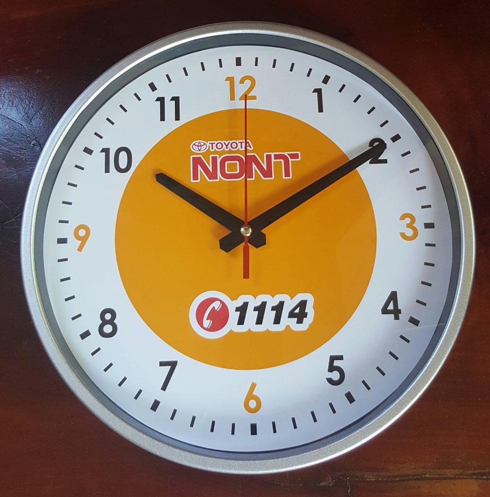 ผลิตนาฬิกา  11 นิ้ว รุ่น GP 1011