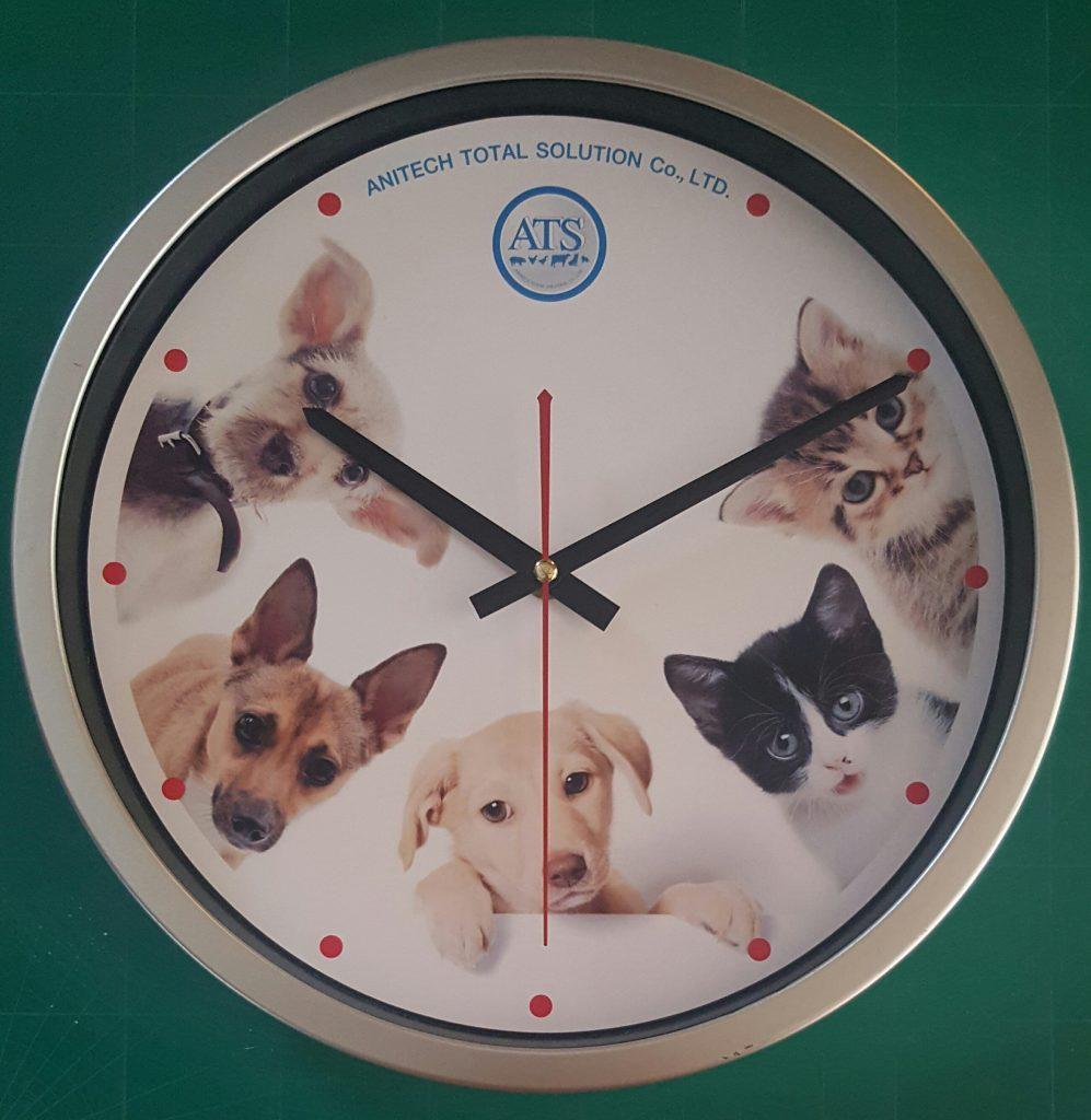 นาฬิกาแขวนผนัง 13 นิ้ว รุ่น GP 1311